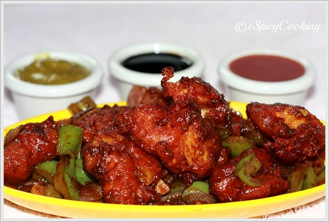 Dry Chilli Chicken Picture