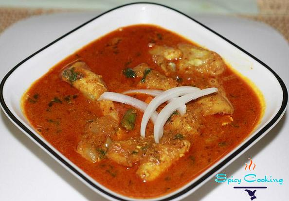 Goan fish curry recipe traditional goan recipes fish curry goan style for Tasty fish recipes