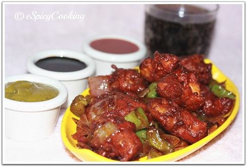 how to make indian chinese chilli chicken